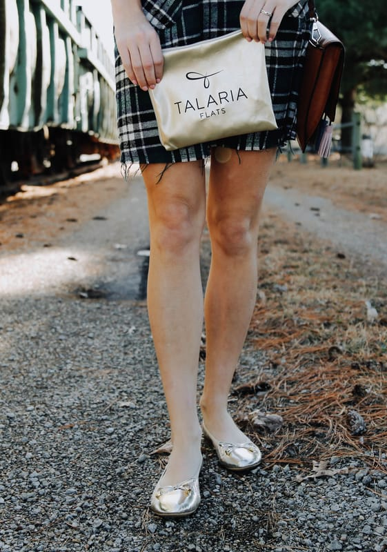 92e1e8897c9 On the Go with Talaria Flats - HALEY S DAILIES